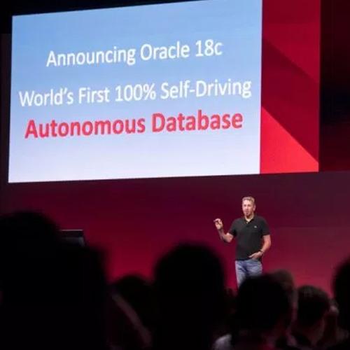 Oracle Autonomous Transaction Processing - новая облачная инфраструктура