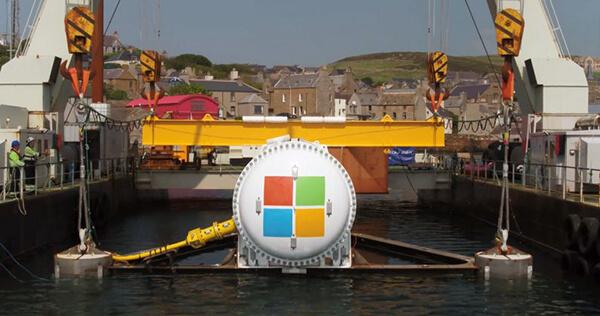 Новый подводный ЦОД Microsoft